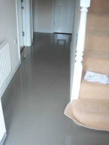4-Hall Water Based Screed